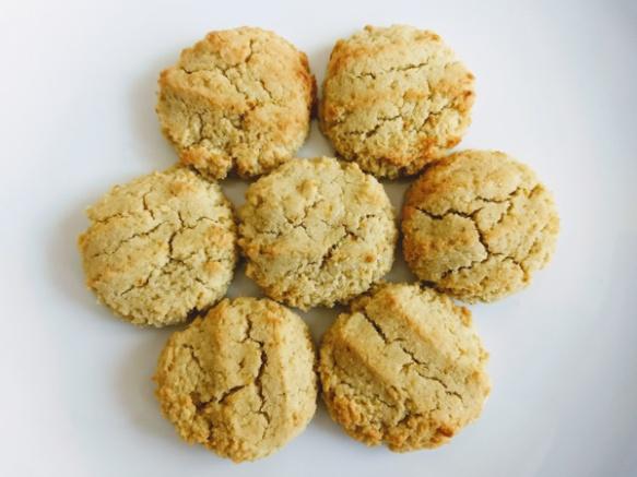 Lemon Keto Cookies