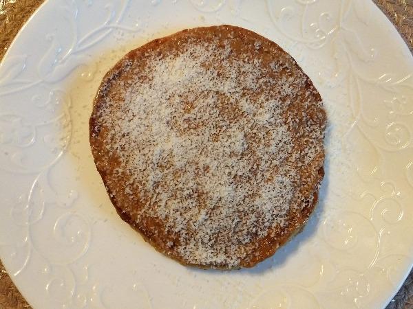 coconut pancakes 3